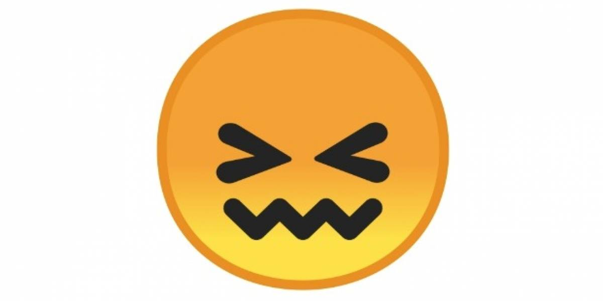 WhatsApp: ¿Qué significa el emoji de cara frustrada?
