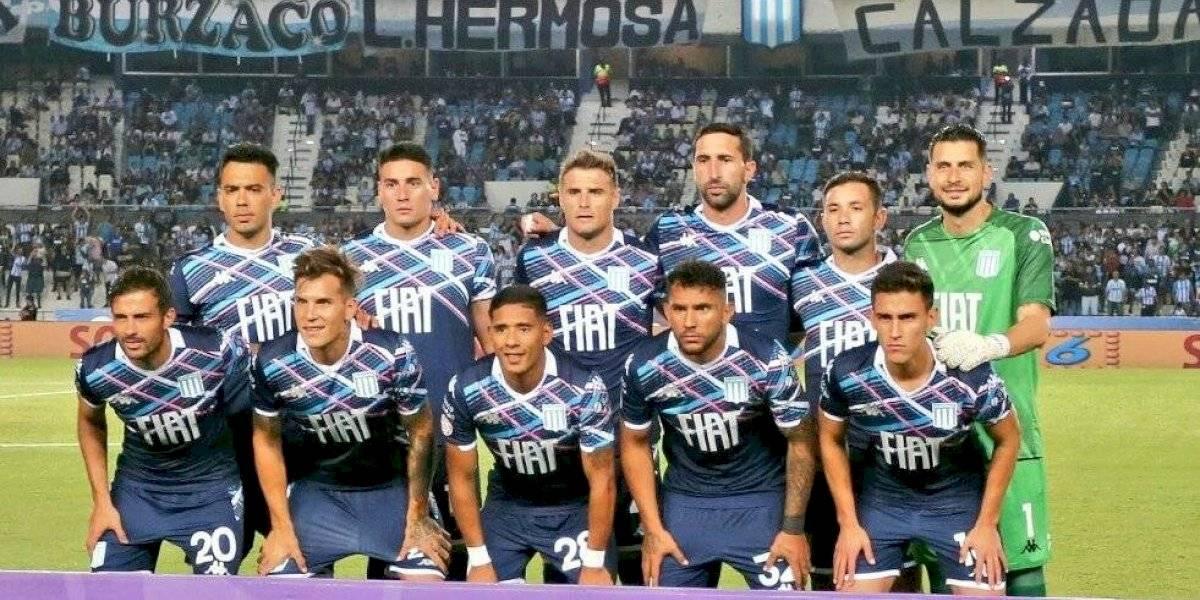 Racing de los chilenos no aprovechó la oportunidad de alcanzar el liderato y solo empató contra Defensa y Justicia