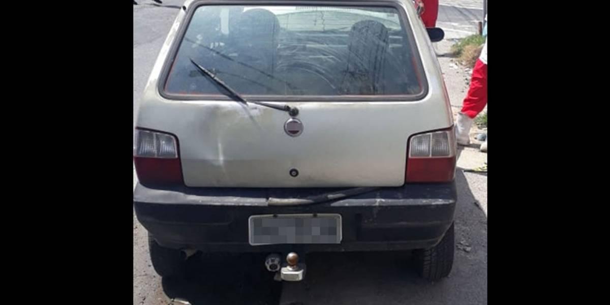 Carro devendo R$ 54 milhões em multas e impostos é apreendido em São Paulo