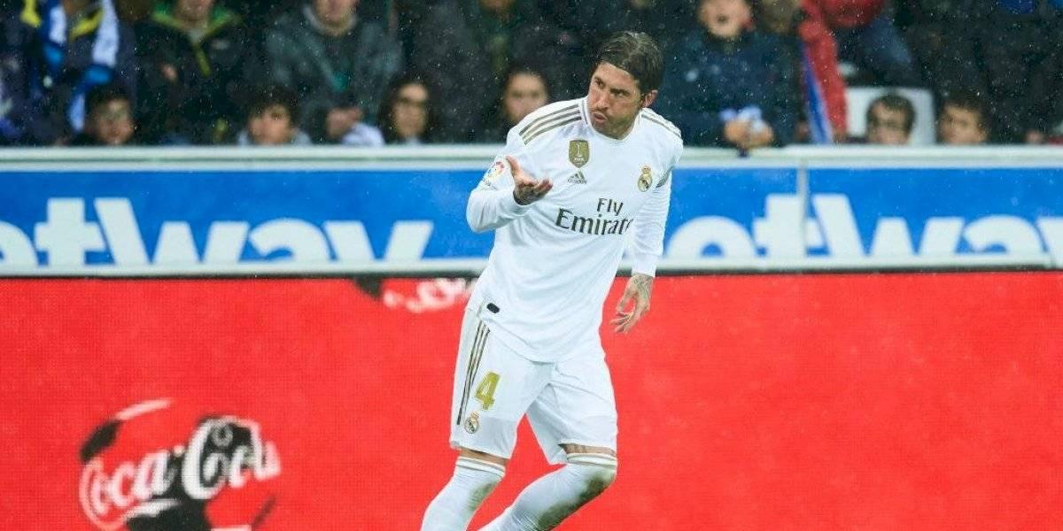 Real Madrid vence al Alavés y sube al liderato en España
