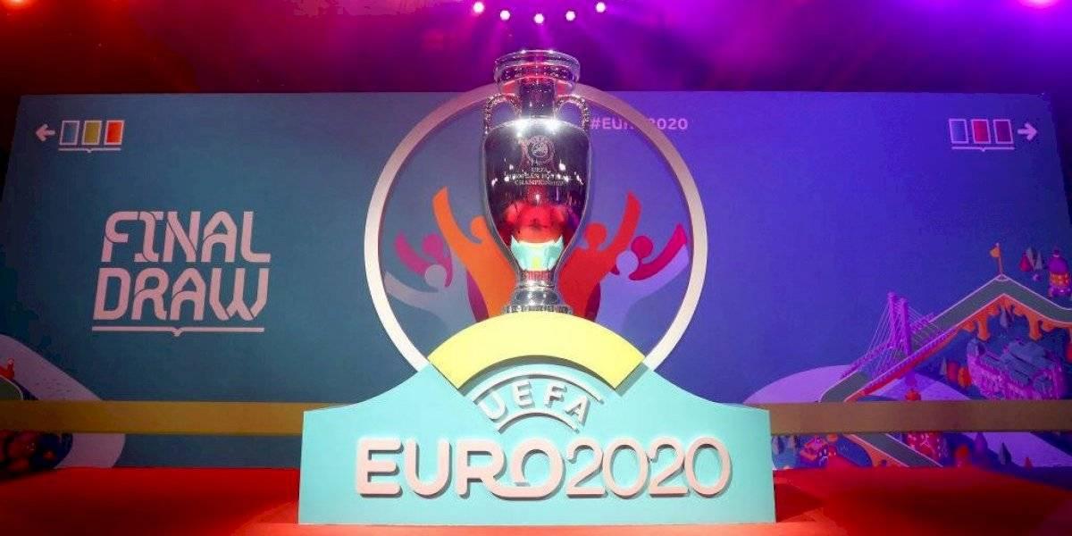 Con grupo de la muerte, se definieron los grupos de la EURO 2020