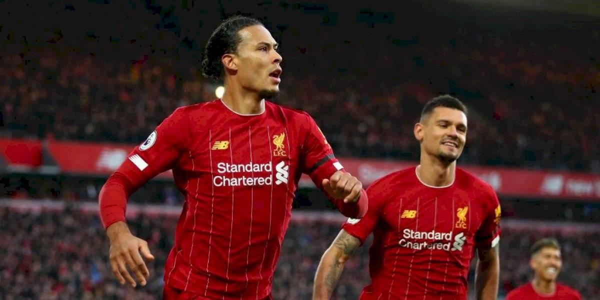 Liverpool derrotó a Brighton y estiró su ventaja en la punta de la Premier League