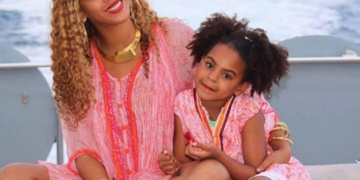 Estos son los gustos y exigencias de Blue Ivy Carter, la hija fashionista de Beyoncé