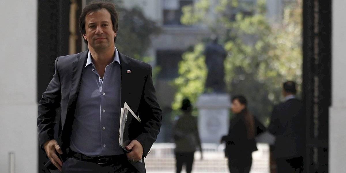 """Ministro de Economía, Lucas Palacios y la búsqueda del éxito económico de algunos: """"Muchas veces, ha atentado contra la libertad y dignidad de otras personas"""""""
