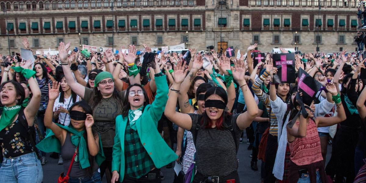 Feministas confían que Ley Olimpia sea aprobada el martes en CDMX