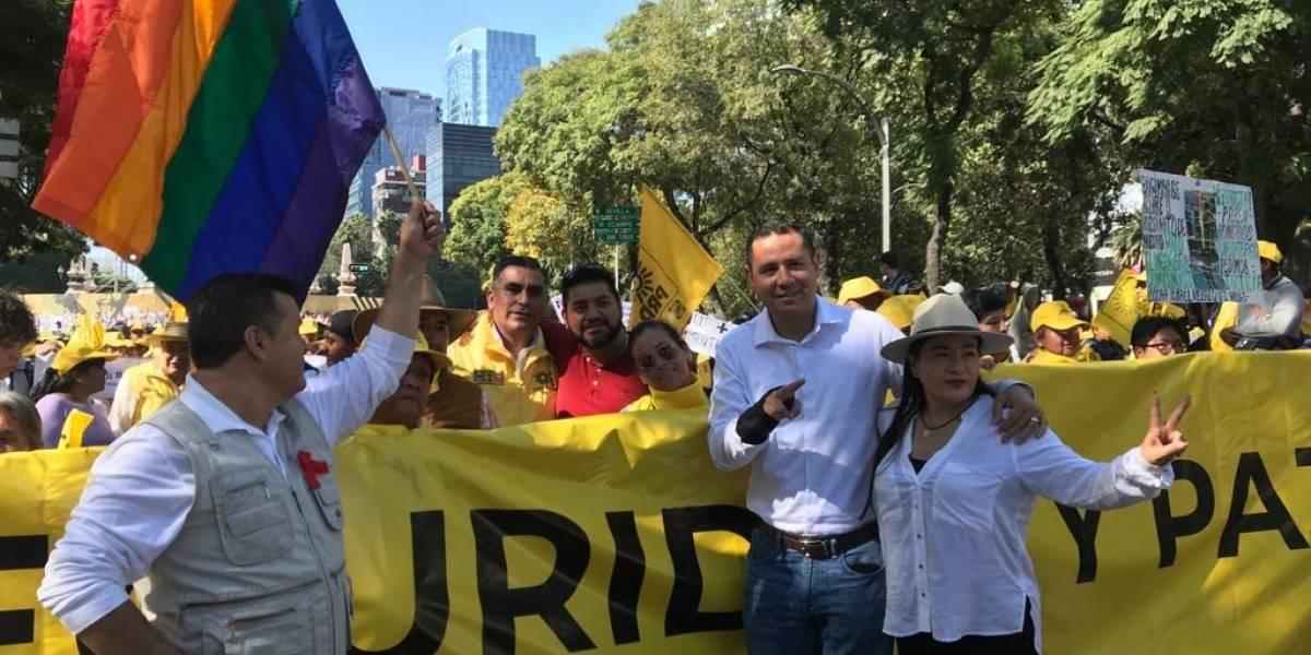 AMLO está fracasando y llevando al abismo al país: PRD