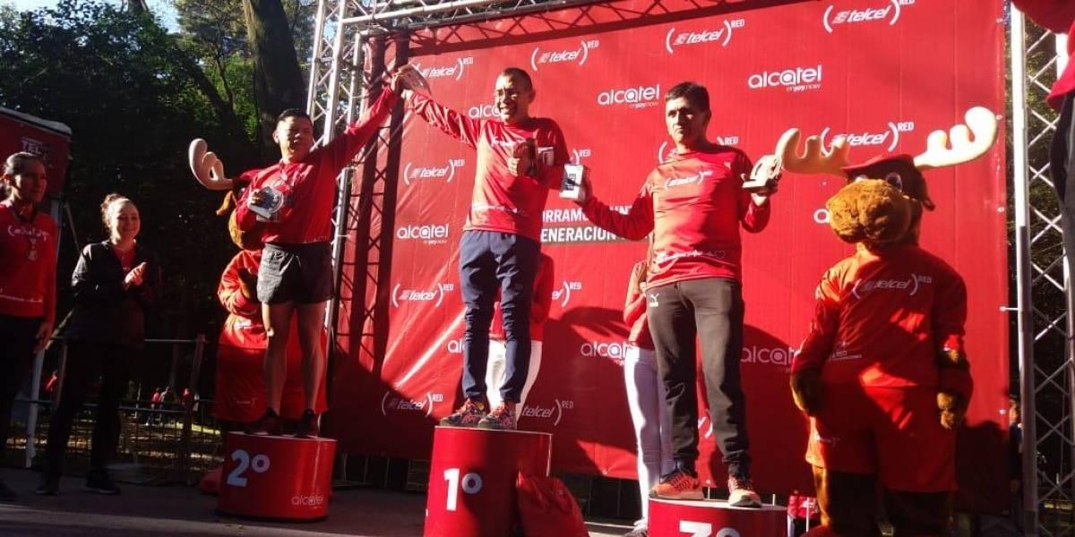 Se realiza la carrera Telcel RED en busca de  lograr una generación libre de VIH