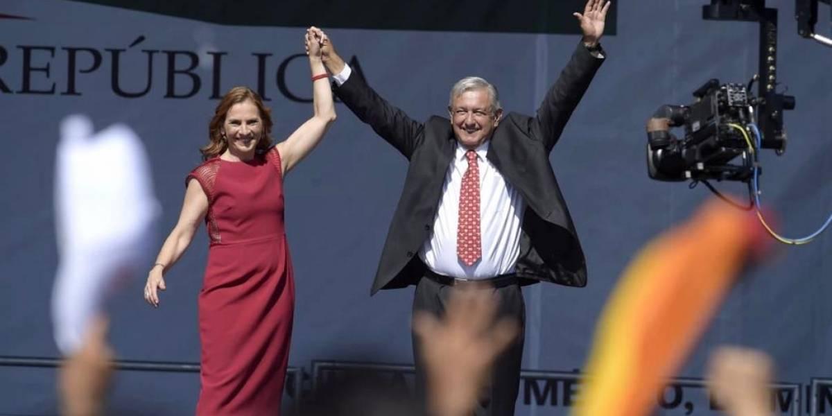 #PolíticaConfidencial AMLO feliz, feliz feliz