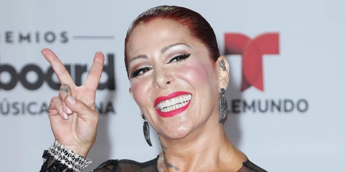 Así reaccionó Alejandra Guzmán tras críticas sobre cirugías