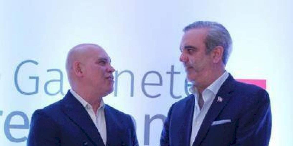 Amaury Sánchez coordinará programa de arte y cultura en gobierno de Luis Abinader
