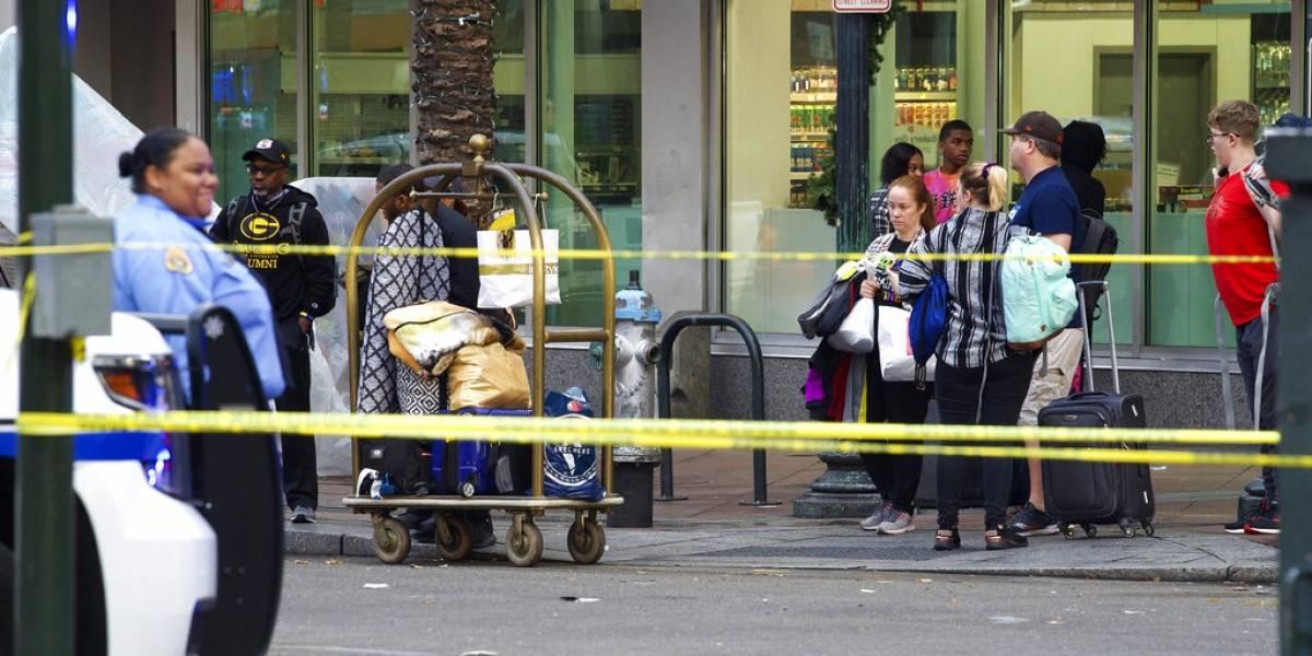 Tiroteo en popular barrio de Nueva Orleans deja 11 heridos