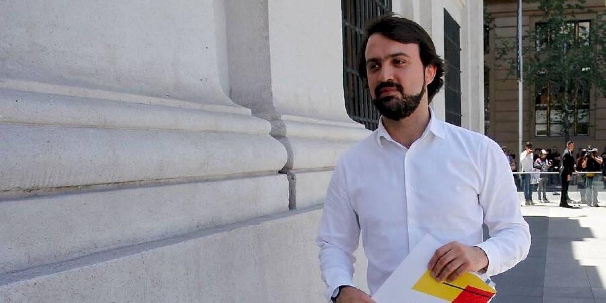 """Alcalde de Valparaíso respaldó la movilización de Wanderers y criticó a la ANFP: """"Concretaron la mayor injusticia del fútbol chileno"""""""