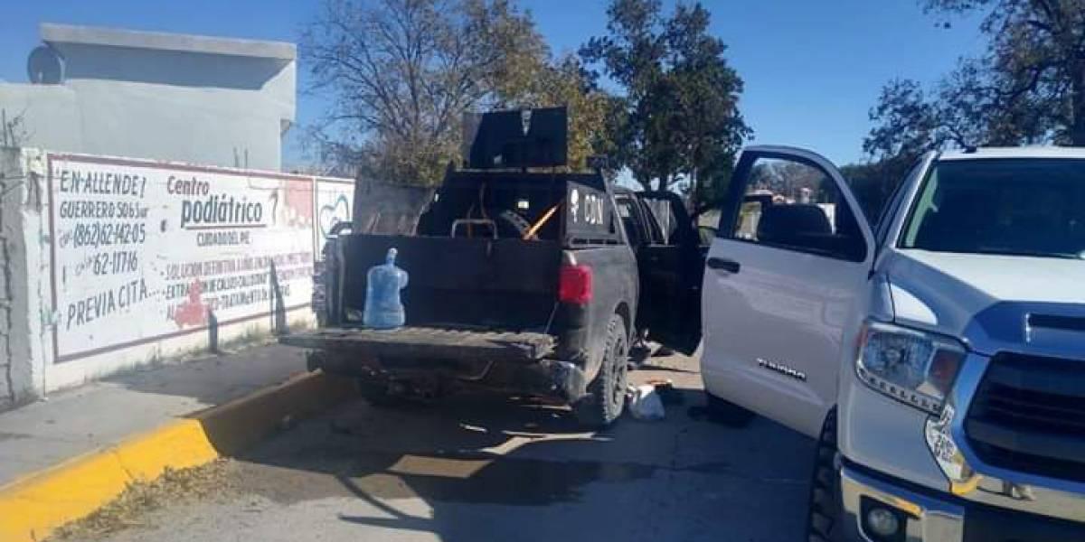 Sube a 21 la cifra de muertos por enfrentamiento en Coahuila