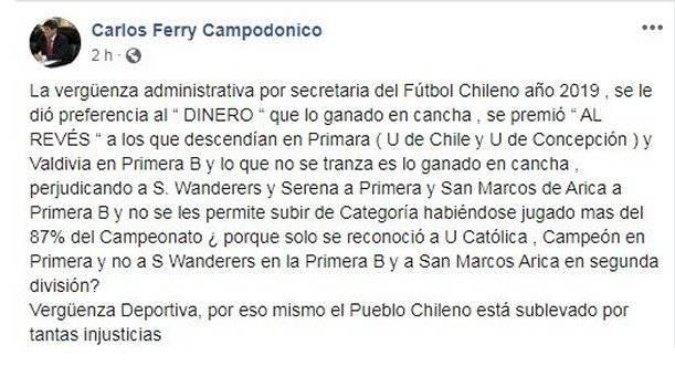 Carlos Ferry