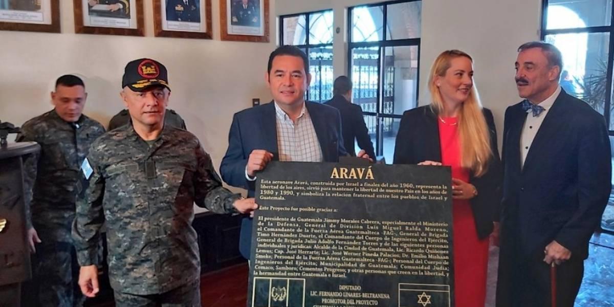 Morales lamenta no haber podido comprar los aviones Pampa III