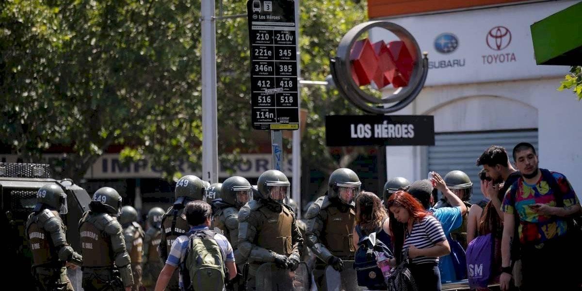 Así funcionará el Metro este lunes: reabrirán estaciones Los Héroes, República y Las Torres