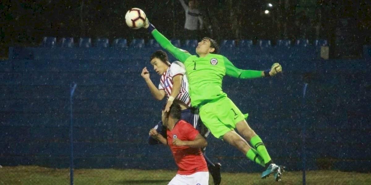Se acabó el sueño para la Roja Sub 15 en el Sudamericano tras empate contra Paraguay