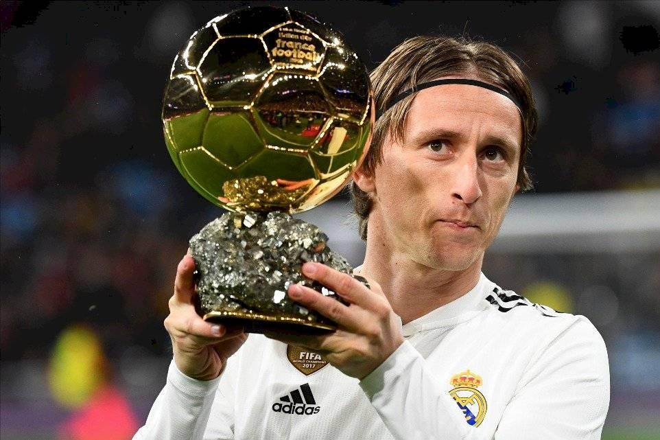 Entrega del Balón de Oro 2019