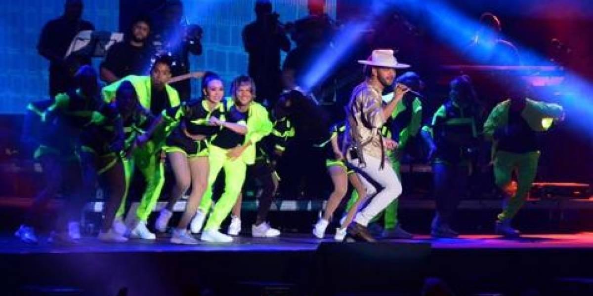 Gabriel realizó exitoso concierto en Santiago