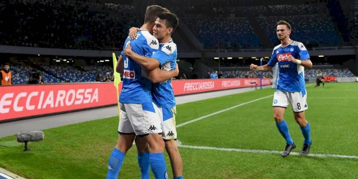 Napoli pierde contra el Bologna y agrava su crisis en Serie A