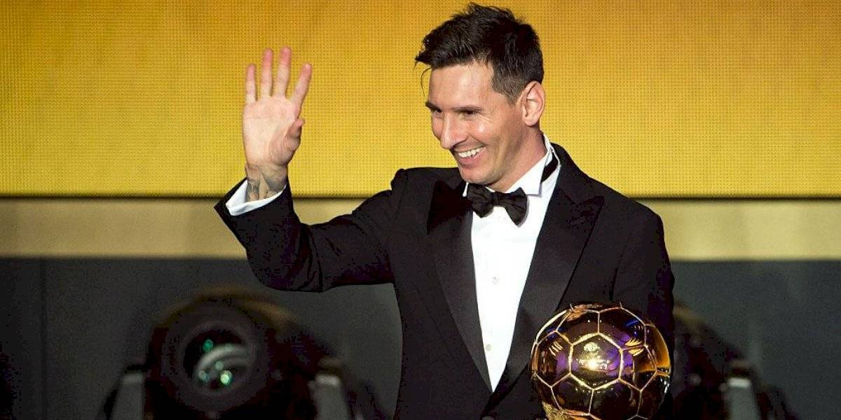 Messi, favorito para ganar su sexto balón de oro