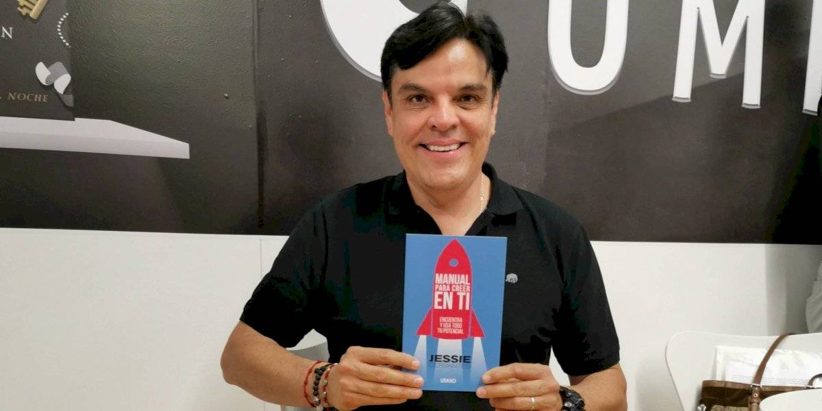 Jessie Cervantes comparte su manual de vida