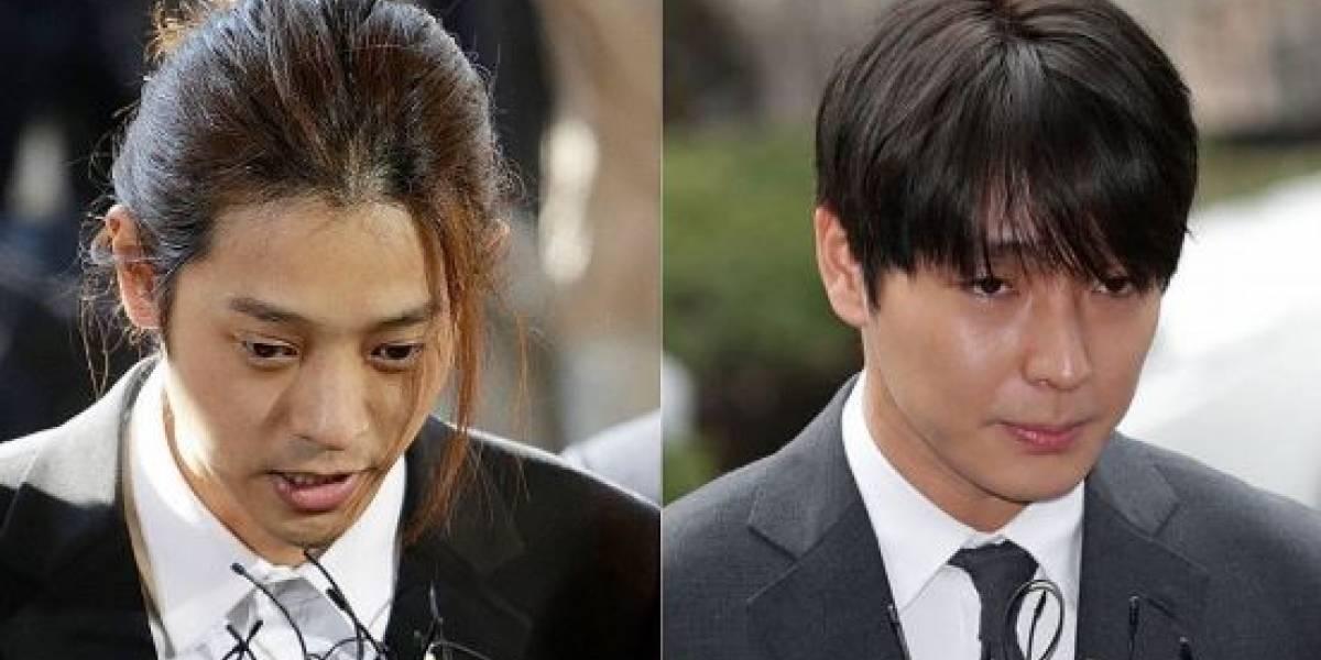 Dos estrellas de K-Pop son encarcelados por violar a varias fans