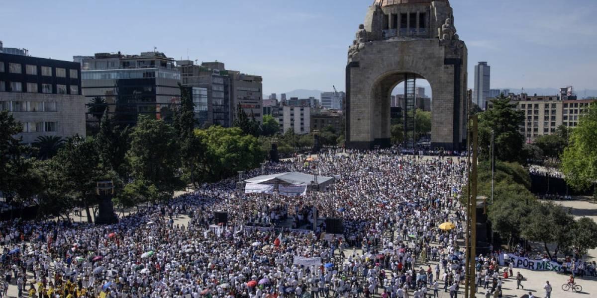 Frente a un gobierno fallido, la movilización ciudadana