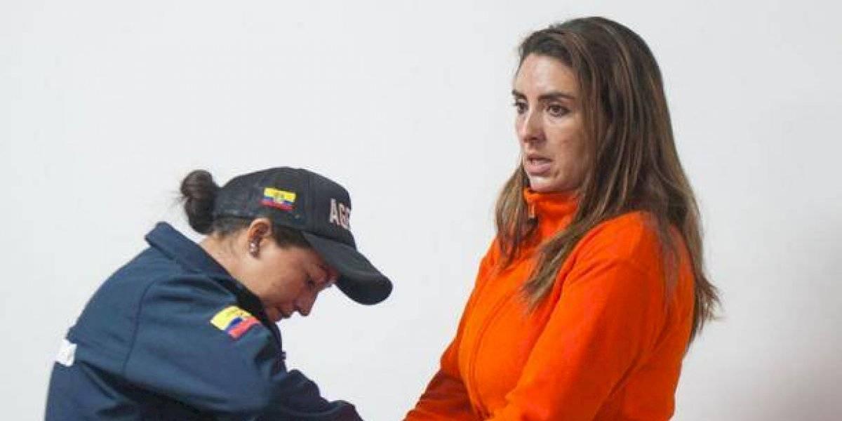 Arresto domiciliario para María Sol Larrea