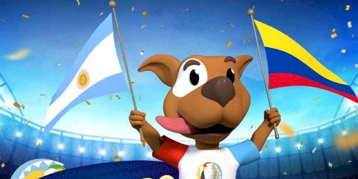 Copa América 2020 presenta a su mascota