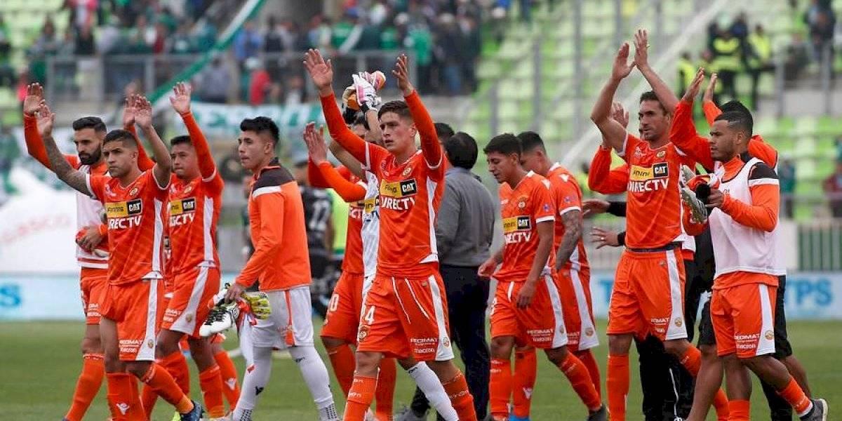 """Cobreloa manifestó su descontento contra la ANFP mediante un comunicado: """"Lamentamos profundamente el egoísmo de los equipos de Primera"""""""