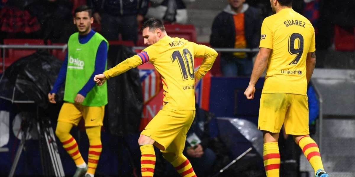 Liga española volverá a los entrenos el próximo 4 de mayo