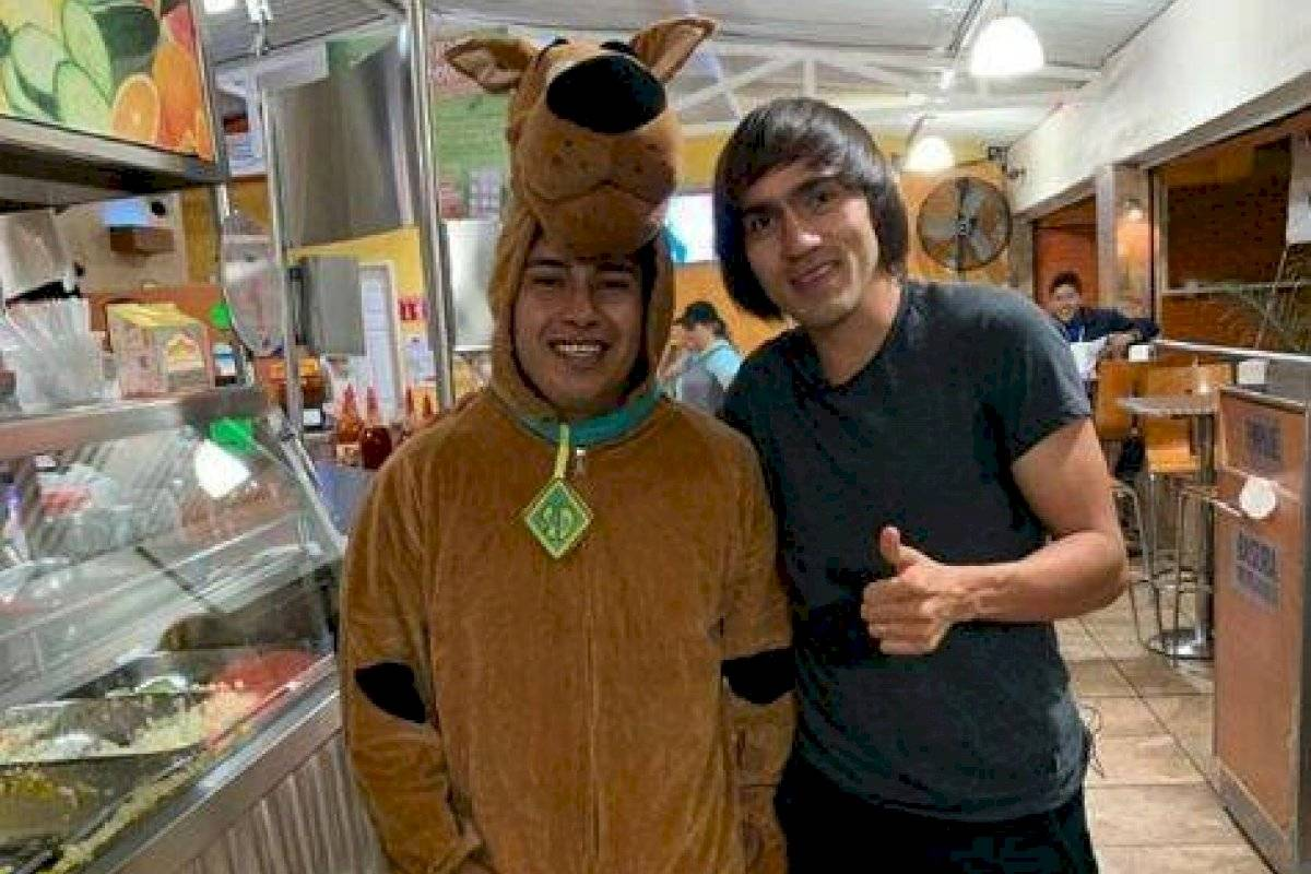 Agreden a Scooby-Doo, amigo del Shaggy Martínez | Publimetro México