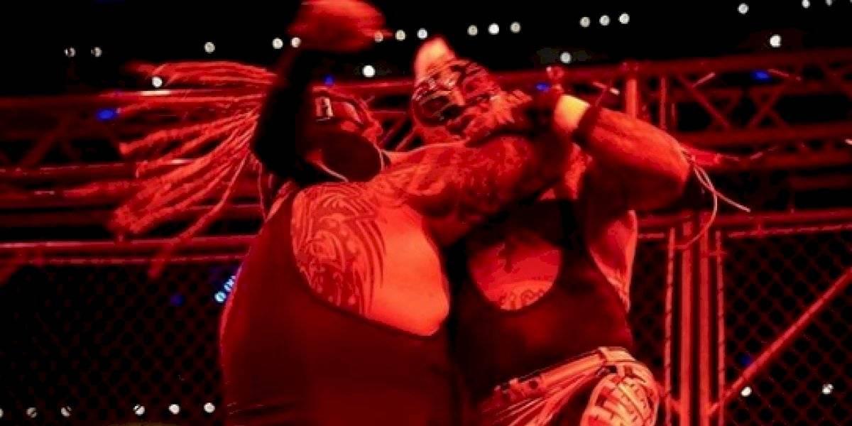 Rey Mysterio conquista México pero no puede coronarse en la WWE