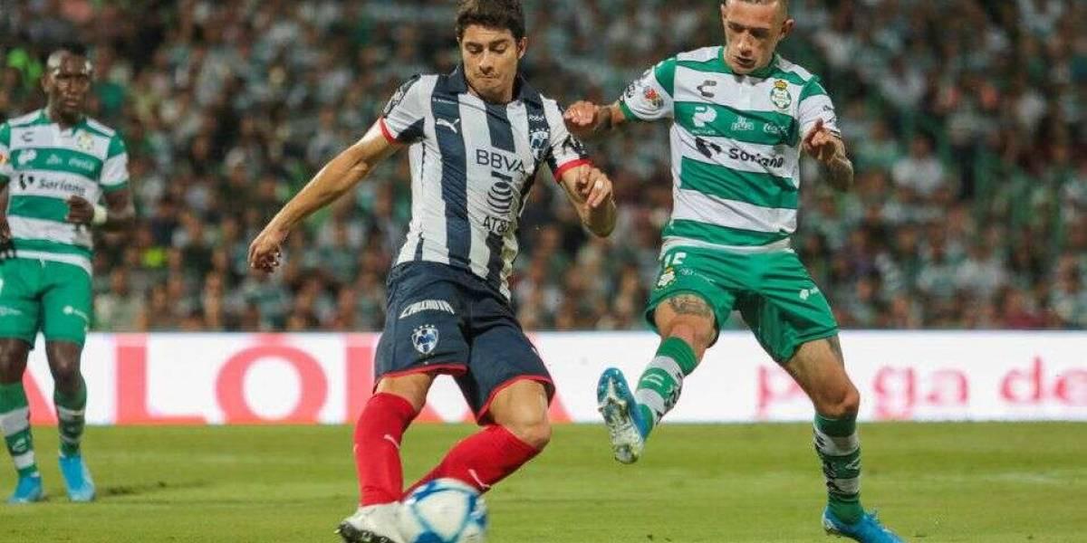 Santos vs Monterrey: Dónde ver el juego en vivo