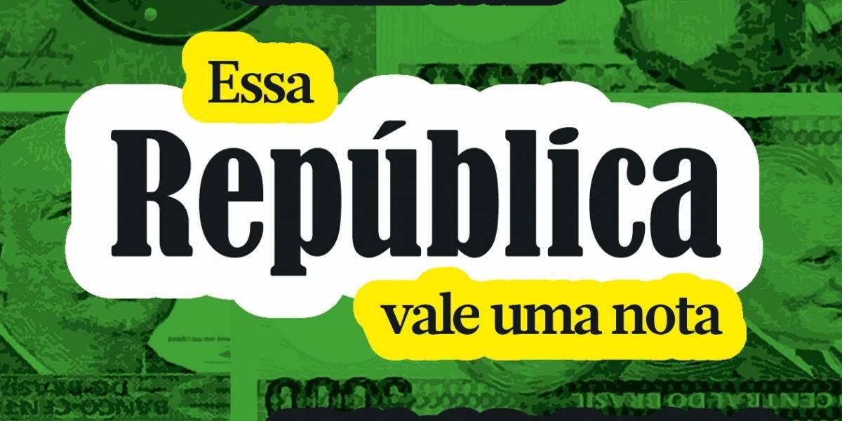 Livro faz análise irreverente sobre a República