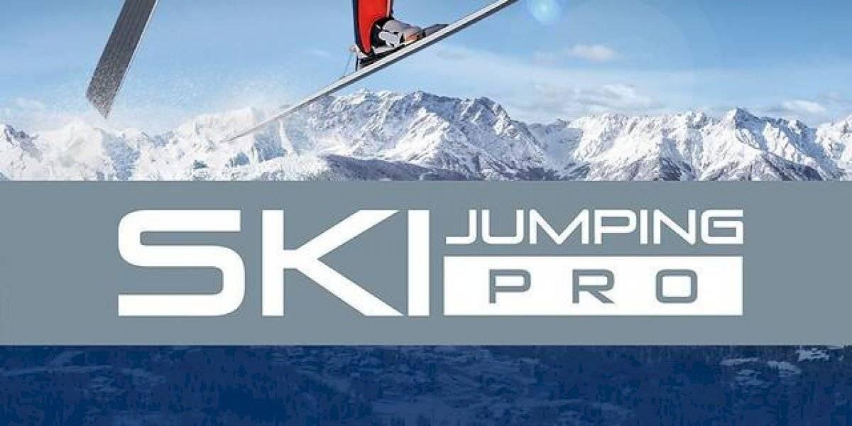 Ski Jumping Pro VR chega nesta quinta-feira para PlayStation