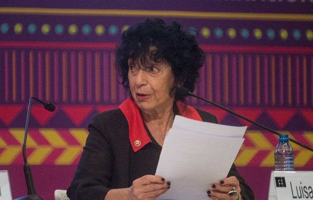 Luisa Valenzuela y la lucha feminista en nueva oleada