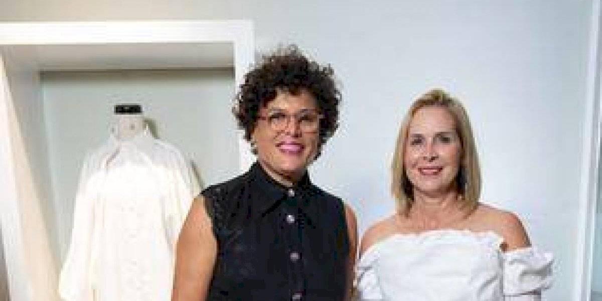 #TeVimosEn: Ana+María presenta su nueva colección In Hortus