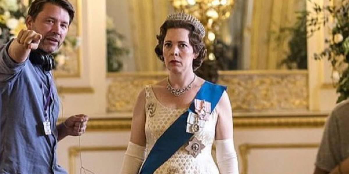 """""""The Crown"""": Aquí la primera imagen de la princesa Diana con el príncipe William"""