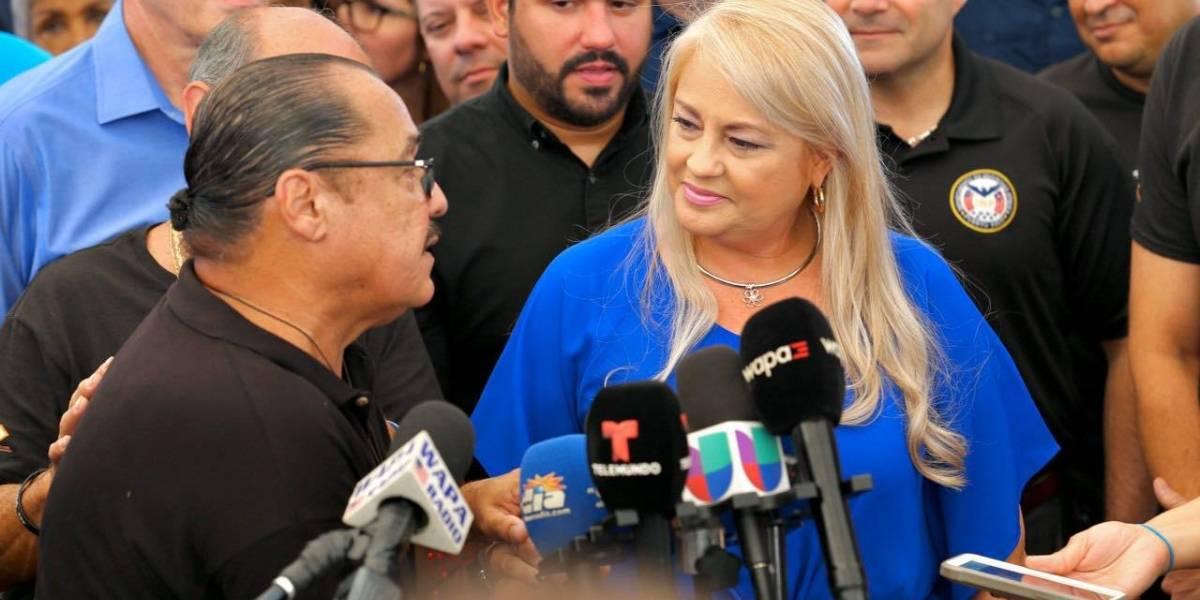 Gobernadora Wanda Vázquez se une al reclamo de ni un disparo más al aire