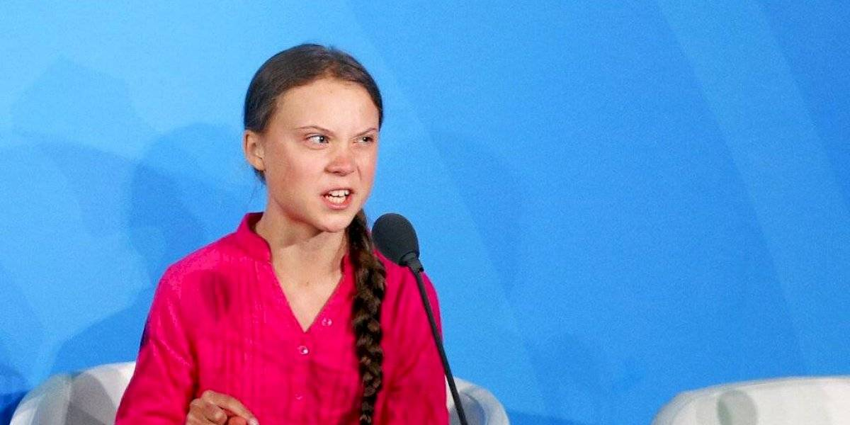 Greta Thunberg se aísla por posibles síntomas de coronavirus Covid-19