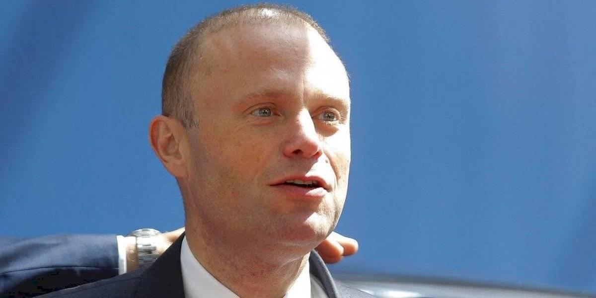 Primer ministro de Malta anunció que renunciará por su vinculación al asesinato de una periodista