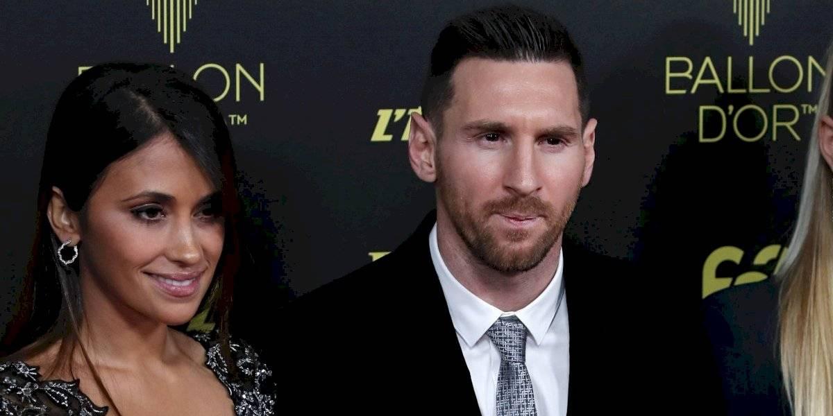 Lionel Messi ganó su sexto Balón de Oro y le sacó uno de ventaja a Cristiano Ronaldo