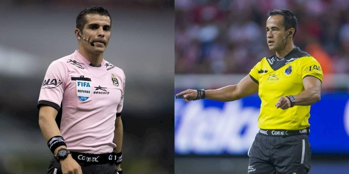 Designados los árbitros para la ida de las semifinales del Apertura 2019