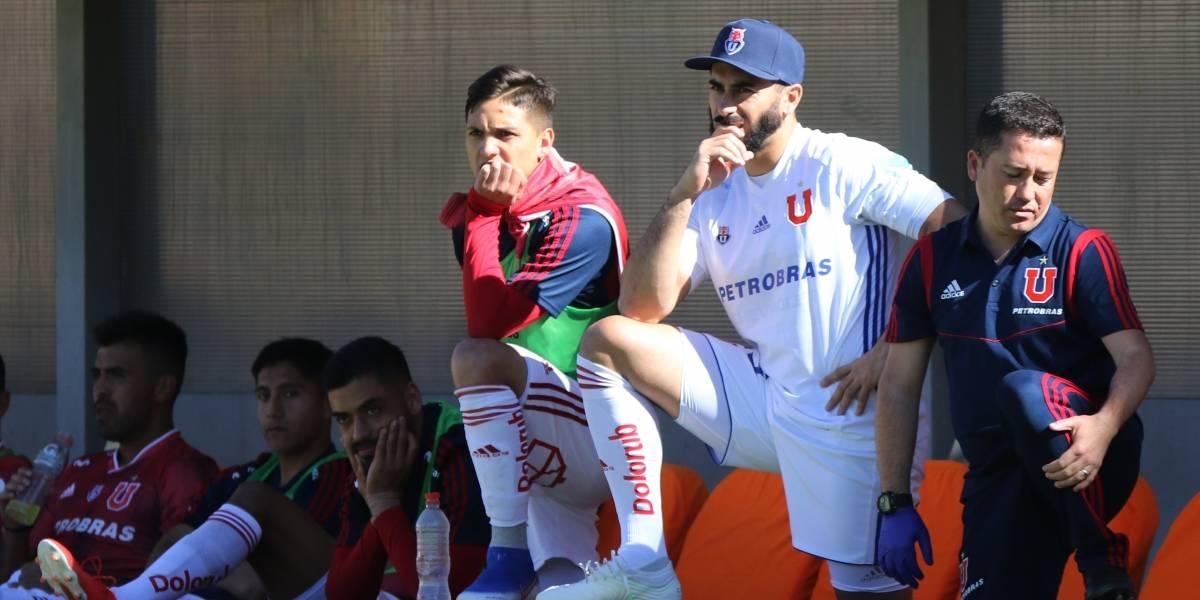 Caputto es ratificado como técnico de la U para 2020 y a Johnny Herrera le ofrecen ser su sucesor