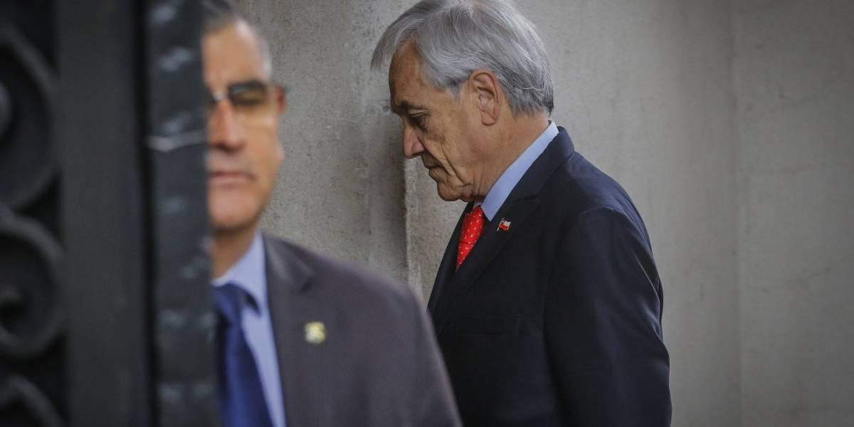 Tragedia del Hércules C-130: Presidente Piñera manifestó su dolor y solidaridad con las familias de las víctimas