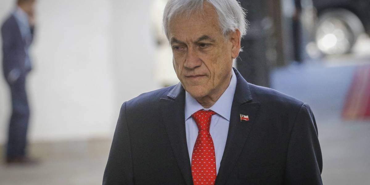 Aprobación en modo piquero: Piñera vuelve a marcar baja histórica en las encuestas