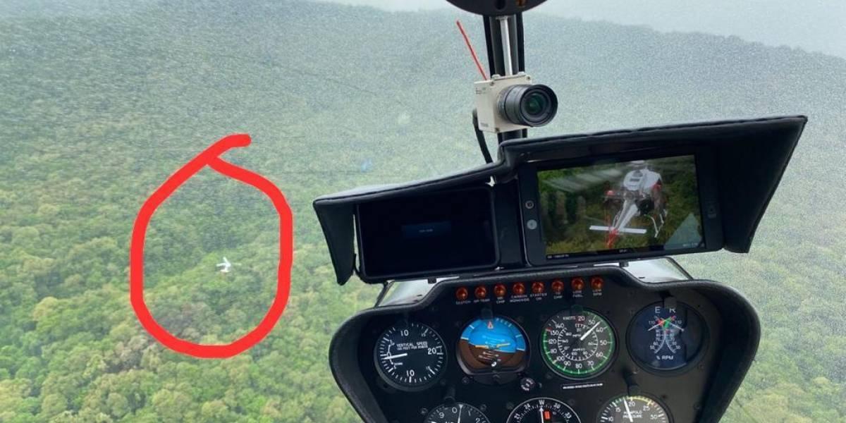 Investigadores da Aeronáutica são enviados ao local de queda de avião em SP