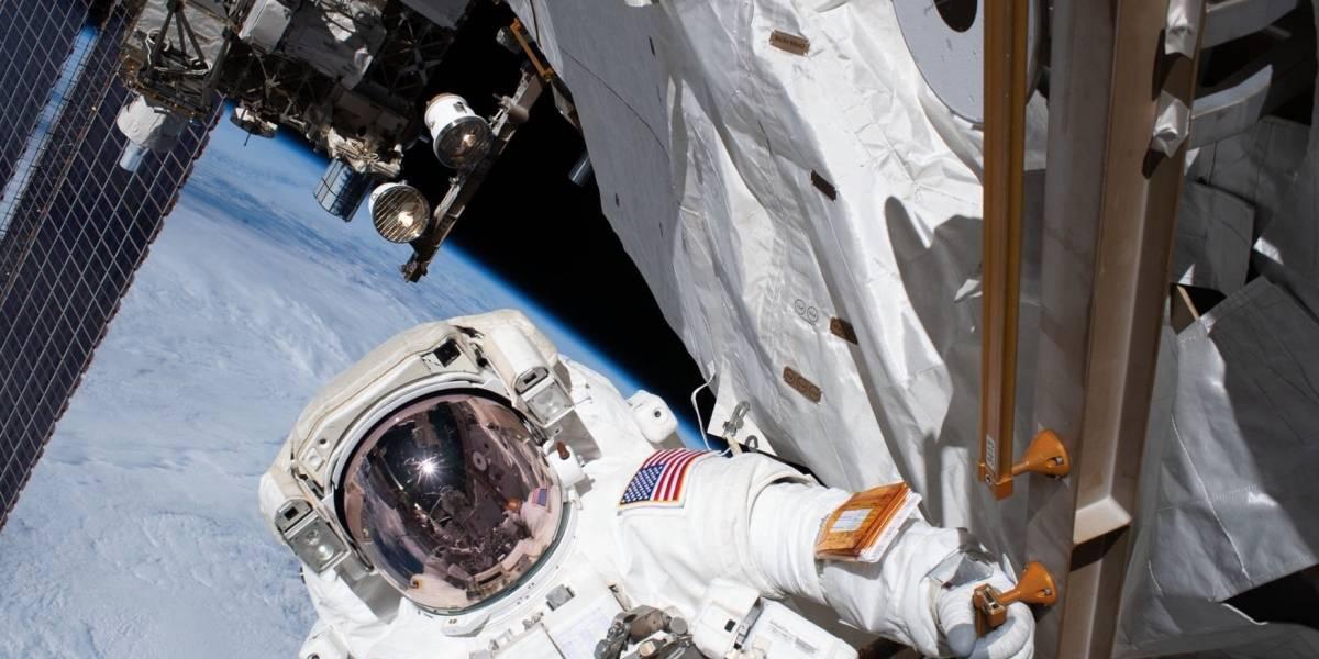 Imagens impressionantes mostram a nova caminhada espacial realizada por astronautas da NASA